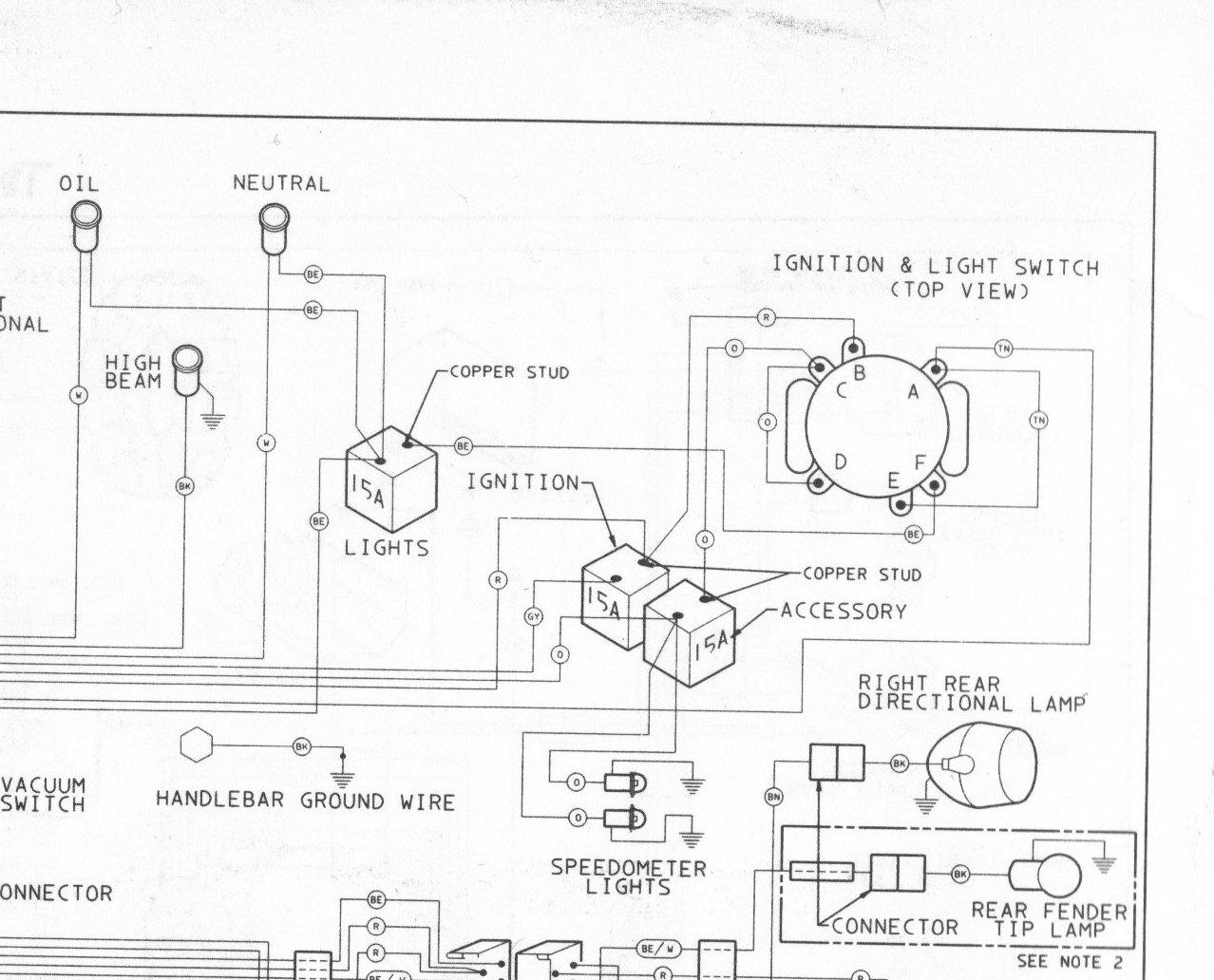 1995 Harley Davidson Softail Wiring Diagramprogramnowbot