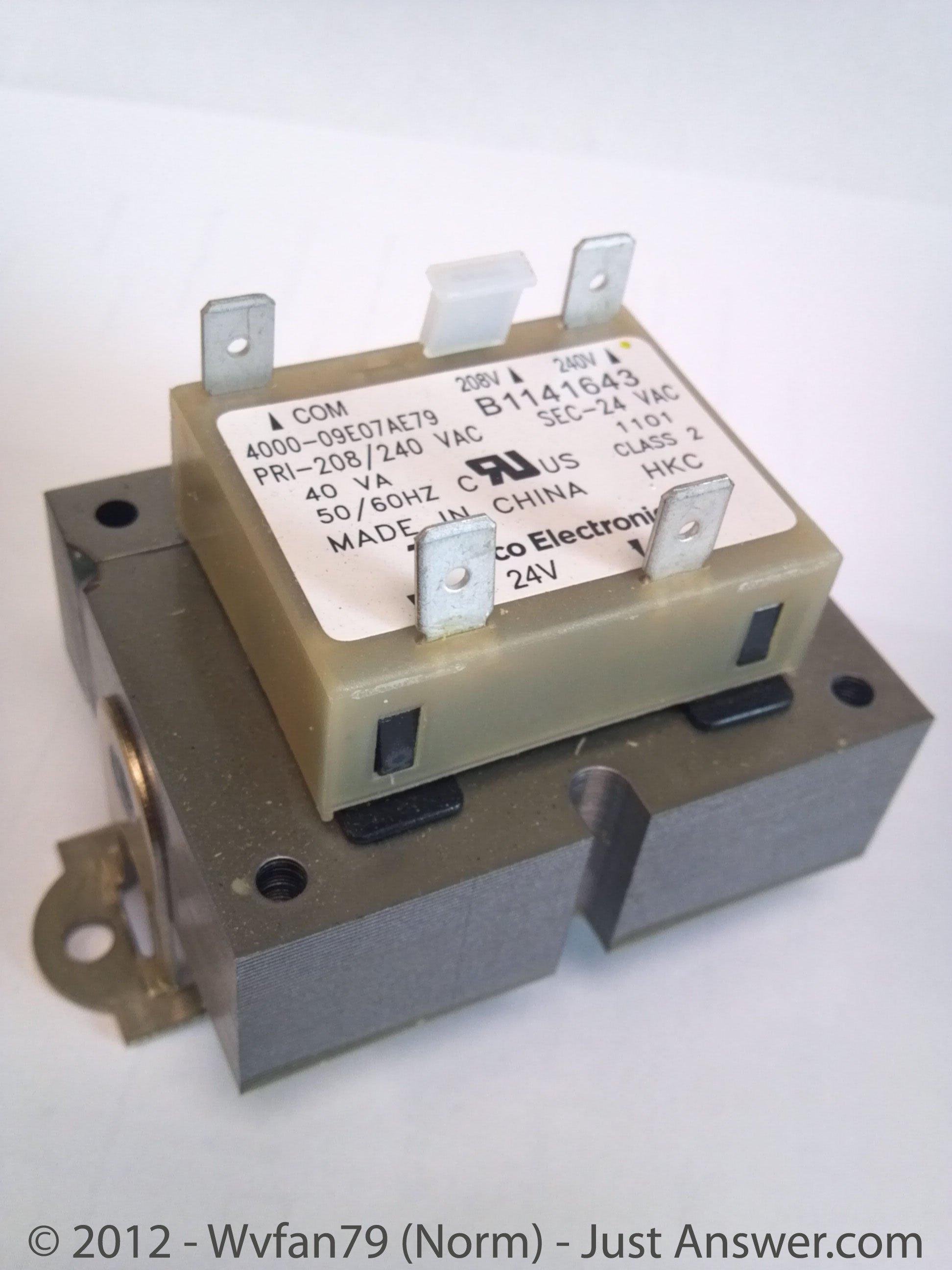 I Have A Rheem RGPJ 10EBRJR Gas Furnace With A 1012 925a IFC