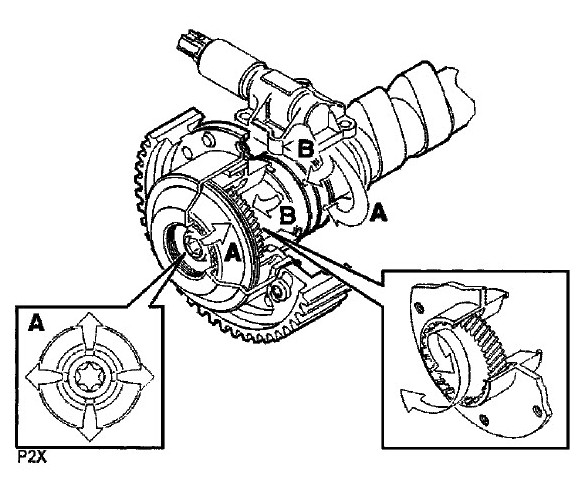 volvo s40 timing belt replacement instructions