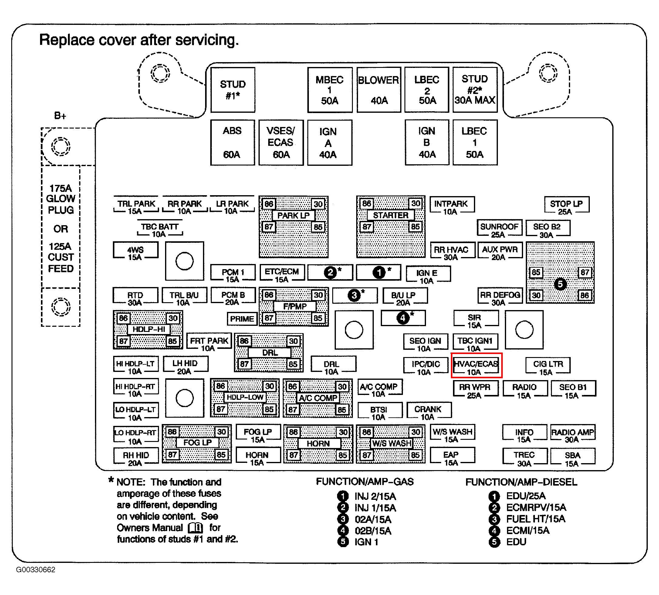 Fuse Box Cadillac Cts 2006 Wiring Library For 2005 Deville 2004 Diagram Get Free Image