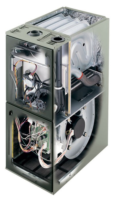 Have Trane Xe80 Furnace The Burners Fire Up But The Main