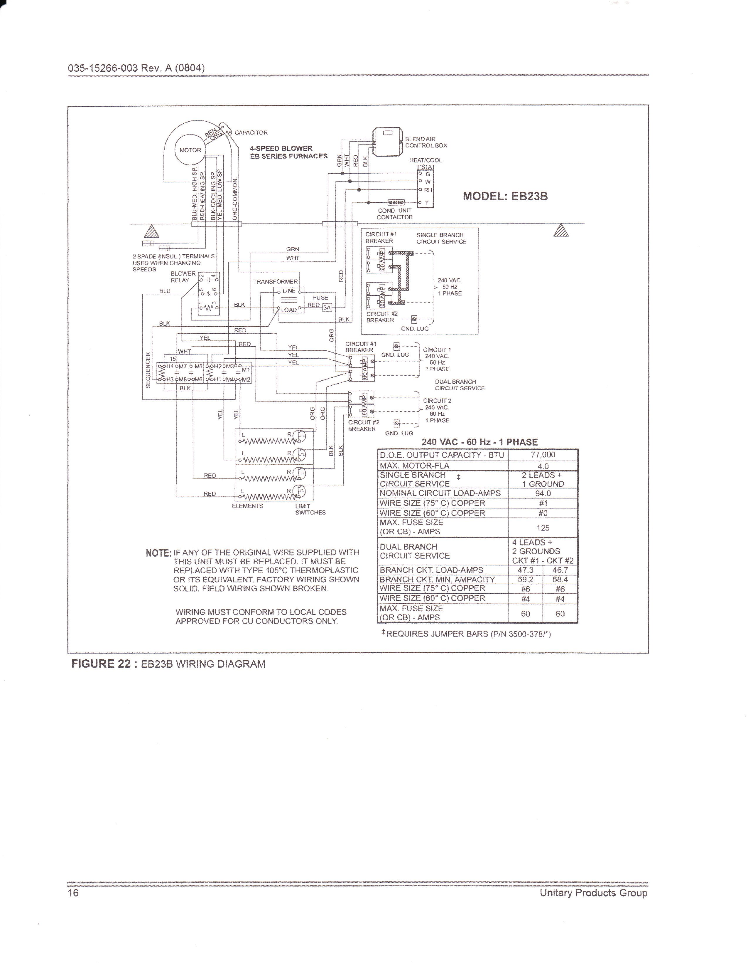 Coleman Evcon Wiring Diagram: Coleman EVCON wiring diagram. Blower runs with no heat. What to do?,Design