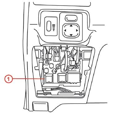 Starter Motor in addition Holley 1850 Diagram likewise 2006 Honda Ridgeline Fuse Box Cigarette Lighter together with Power Box Covers additionally  on 2012 toyota sienna trailer wiring harness