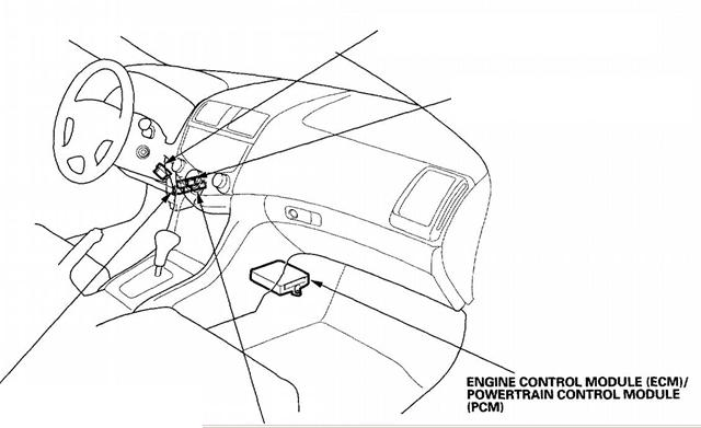 2004 honda odyssey engine  honda  auto fuse box diagram