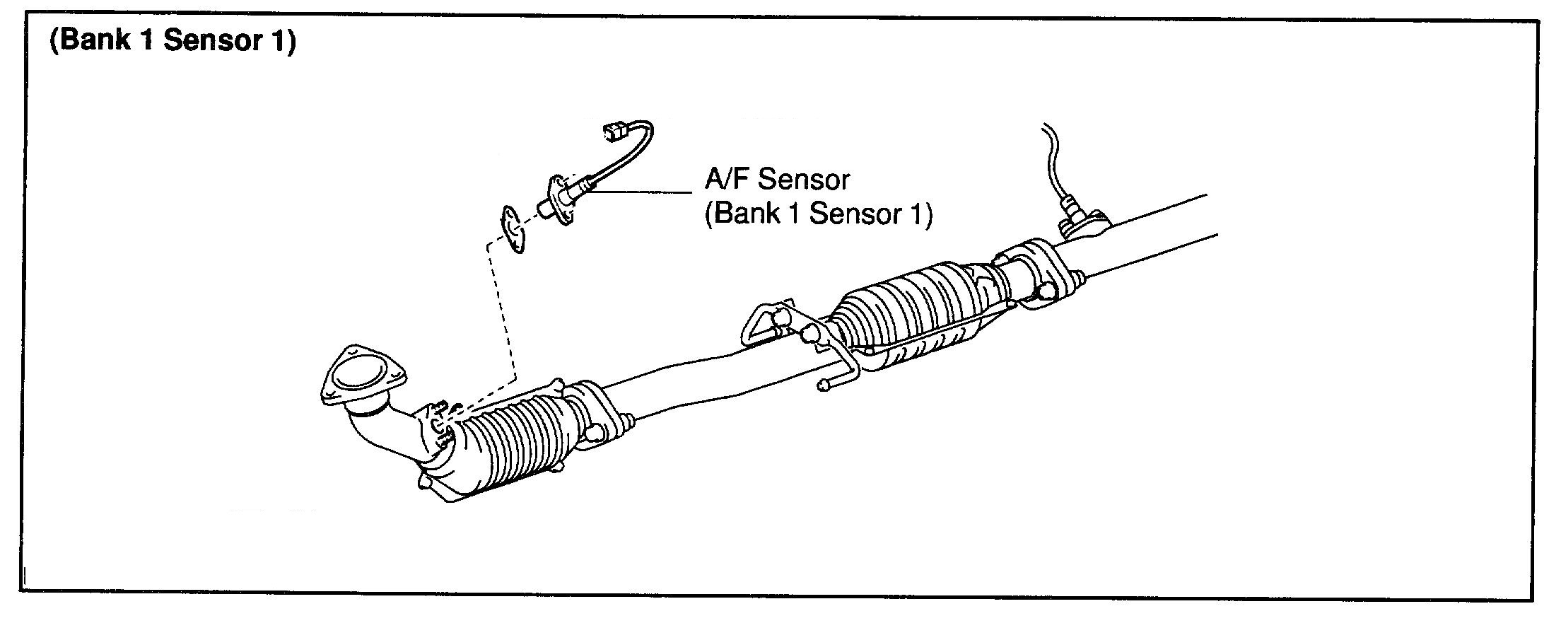 P 0996b43f80378dce furthermore 2000 Toyota Tundra Bank 2 Sensor 1 Location moreover 7wwb8 Toyota Tundra Sr5 Knock Sensor Located in addition 571ds Toyota Avalon Xls 2000 Avalon Check Engine Light Codes in addition P0420 2004 toyota highlander. on toyota 4runner bank 1 sensor location