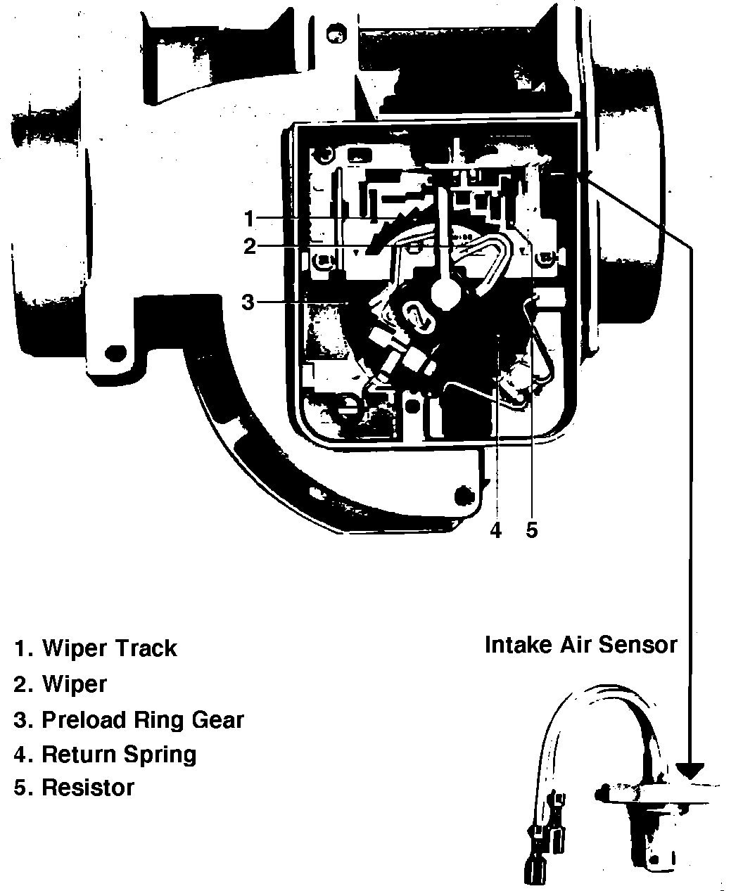E34 530i Emission Diagram Fuse Box I Have A E It Is Running And Throwing Code 1056x1267