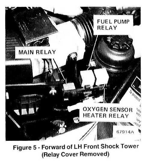 fuel pump relay wiring diagram for 1990 ford bronco ii i have a 1987 bmw 325i, car ran will till battier when ... bmw 325i fuel pump relay wiring diagram