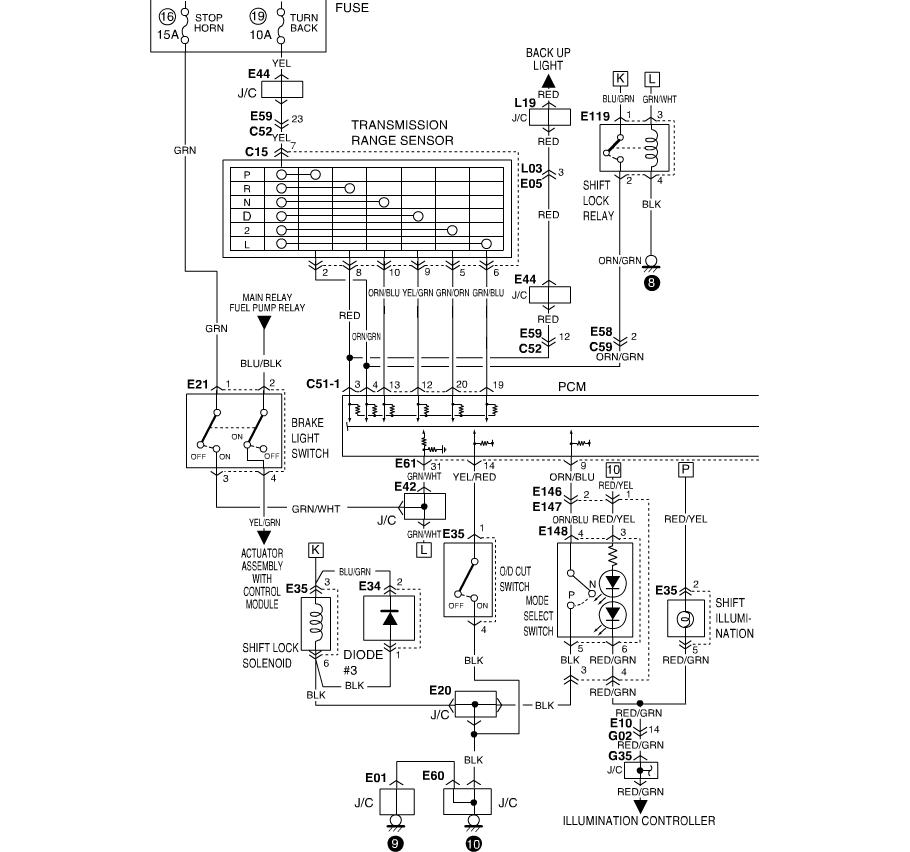 Suzuki Jimny Electrical Wiring And Schematic Diagram 1998