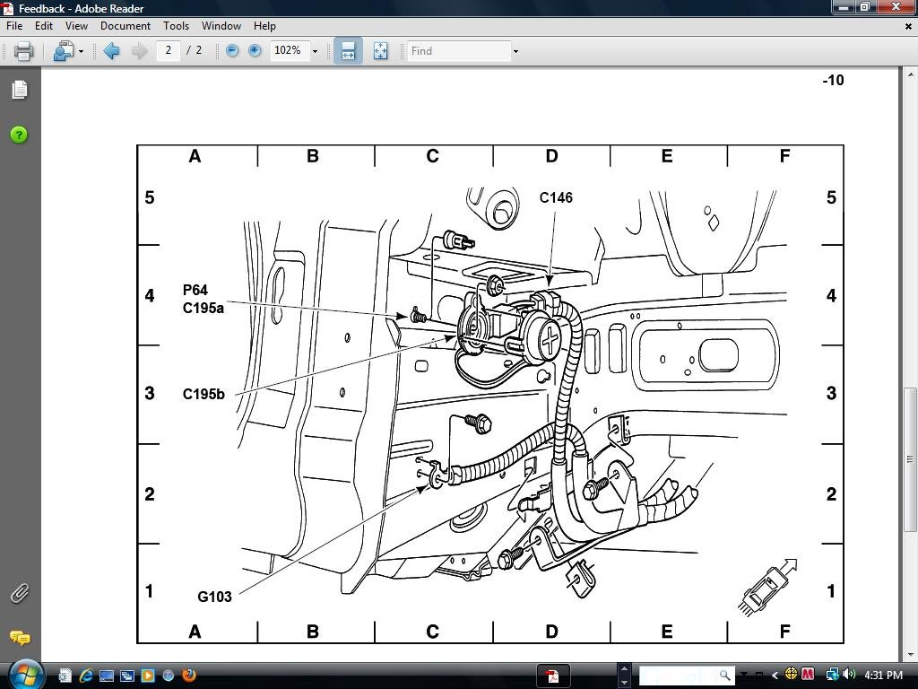 Steering Column Wiring Diagram On Lincoln Ls Wire Harness Diagram