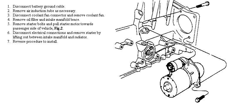 1999 pontiac grand am starter diagram  introduction to