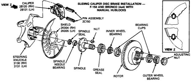 ford f 150 front suspension diagram  ford  auto wiring diagram