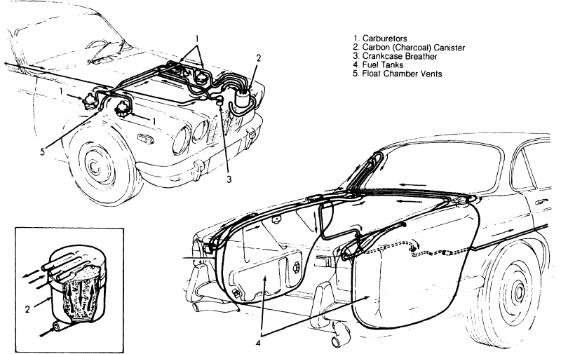 need engine vacuum diagram for 1974 jaguar xke 12 cylinder