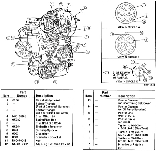 2009 ford ranger timing diagram html