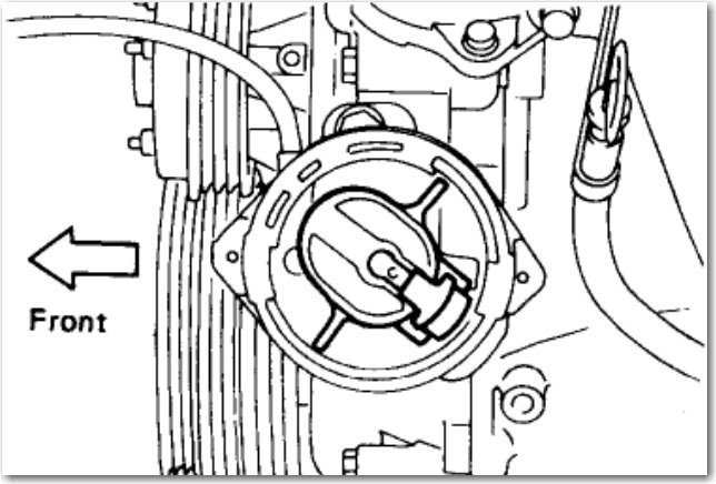Can I Reset The Timing On A 1997 Nissan Truck With A Ka24e