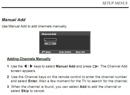 how can i set my ld 4655vx tv to channel 3 so i can use my comcast rh justanswer com