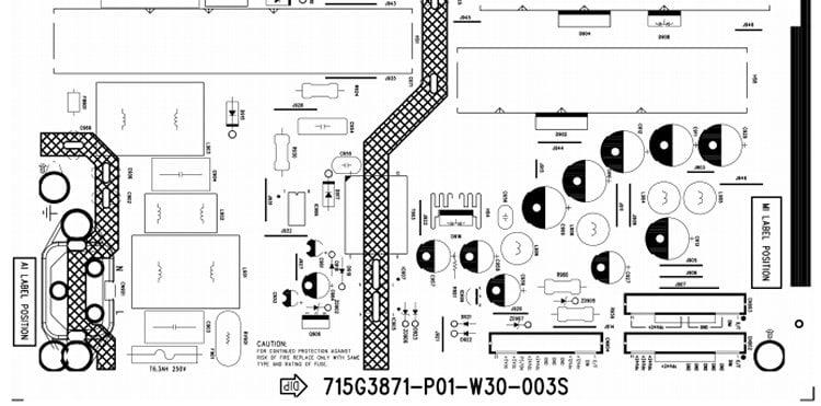 I Have A Vizio E470va That Recently The Screen Went Black While Rhjustanswer: Vizio Schematic Diagram At Gmaili.net