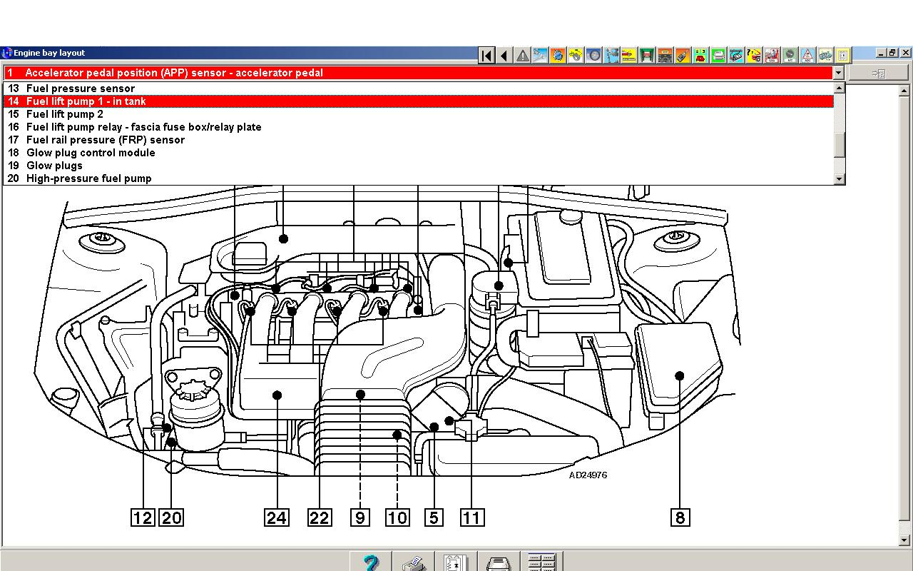 Rover 2 0 Cdti  Is There Two Fuel Pumps  One In The Engine The Other In The Fuel Tank