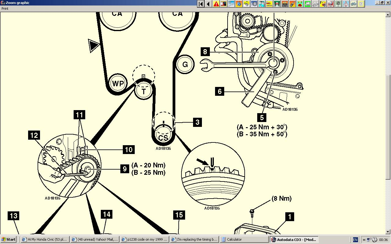 Volvo Xc90 Turbo Engine Diagram Simple Guide About Wiring S70 I M Replacing The Timing Belt But Can T Find
