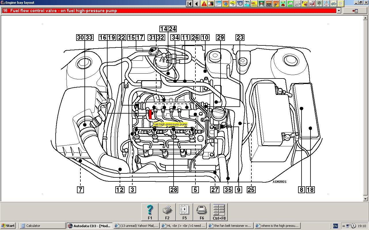 Vauxhall    Engine       Diagram      Online Wiring    Diagram
