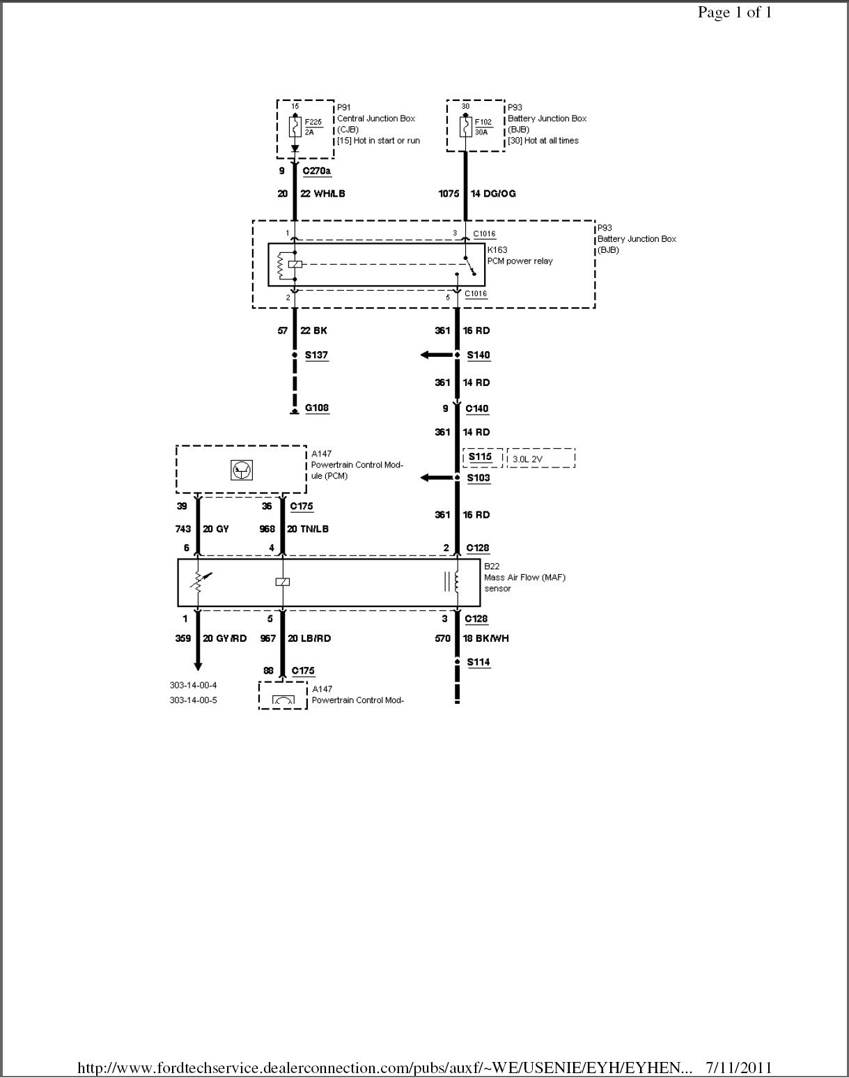 Need Wiring Diagram For 2000 Ford Taurus 2001 Ses Duratec Engine Superbob Senior Master Mazda