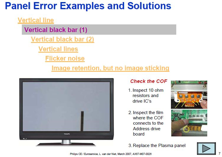 i have a philips 50pf9630a 37 50 in plasma tv it just started to rh justanswer com  50pf9630a 37 service manual