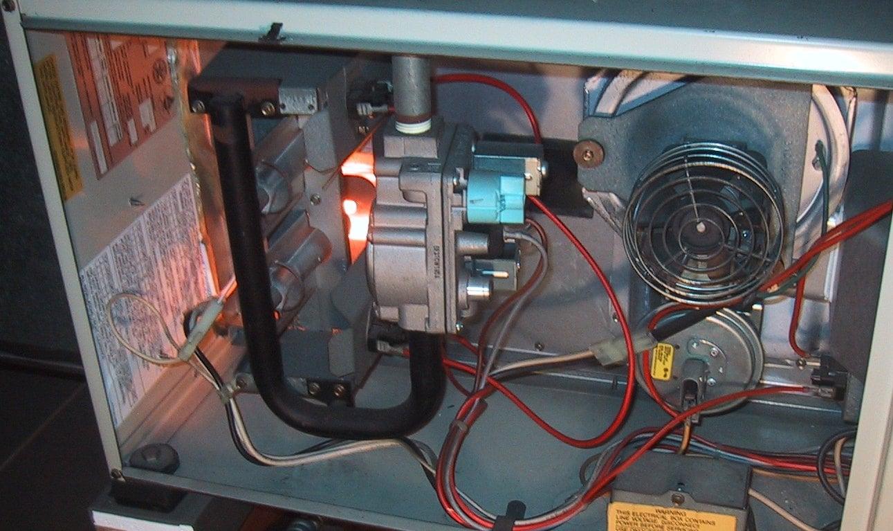 I Have An Older Model Carrier Induced Combustion Furnace