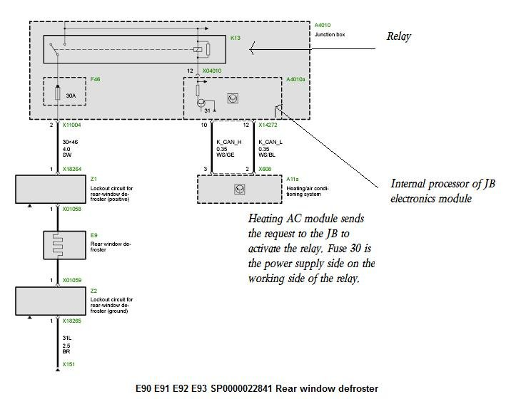 2009 10 25_014936_RearWindowWiringDiagram bmw 330i tail light wiring diagram bmw wiring diagram and schematics E46 Wiring Diagram PDF at fashall.co
