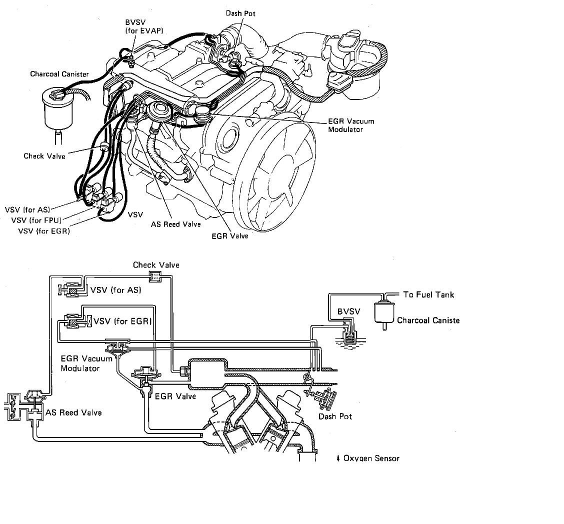 toyota tacoma v6 engine diagram  u2022 wiring diagram for free