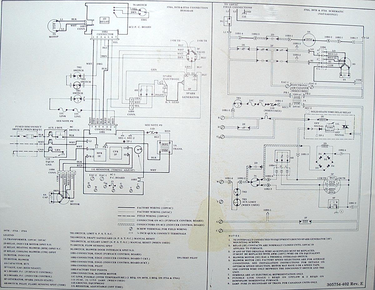 Payne Gas Furnace Schematic Books Of Wiring Diagram Heater Get Free Image About Service Manual
