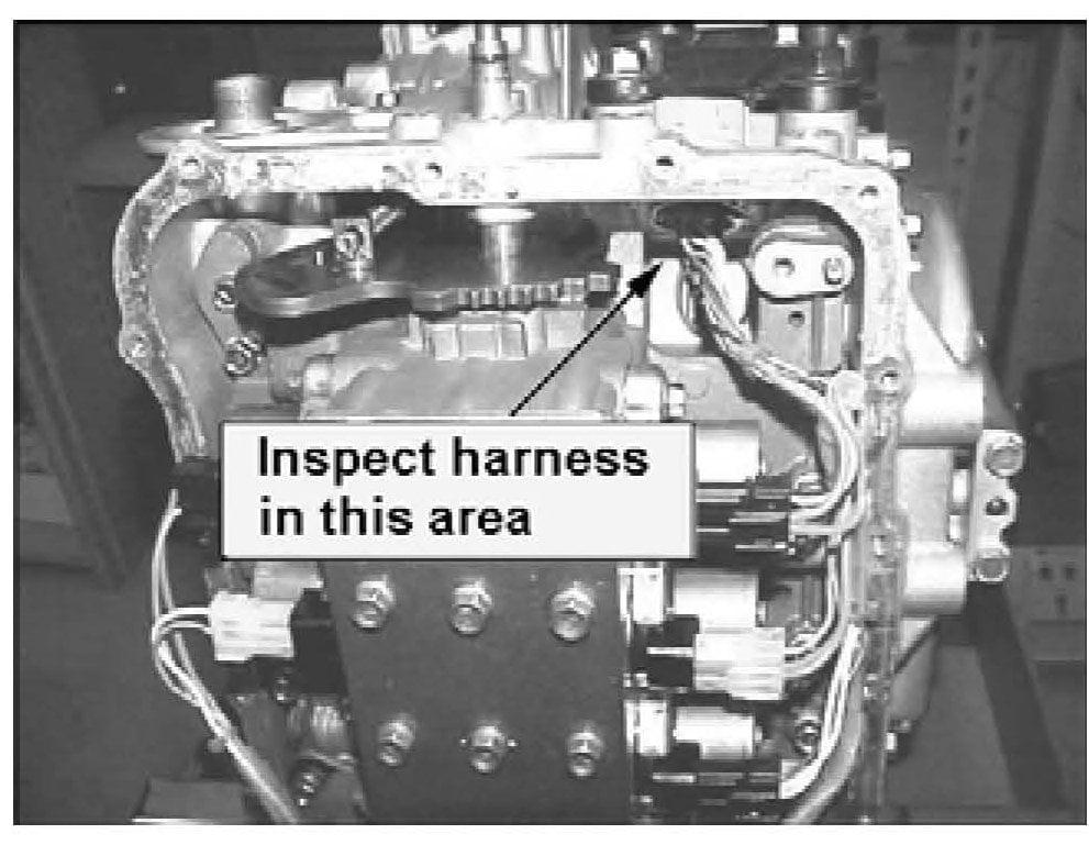 on 2001 Hyundai Elantra Engine