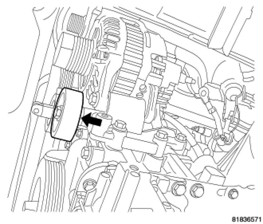 2009 dodge caliber alternator