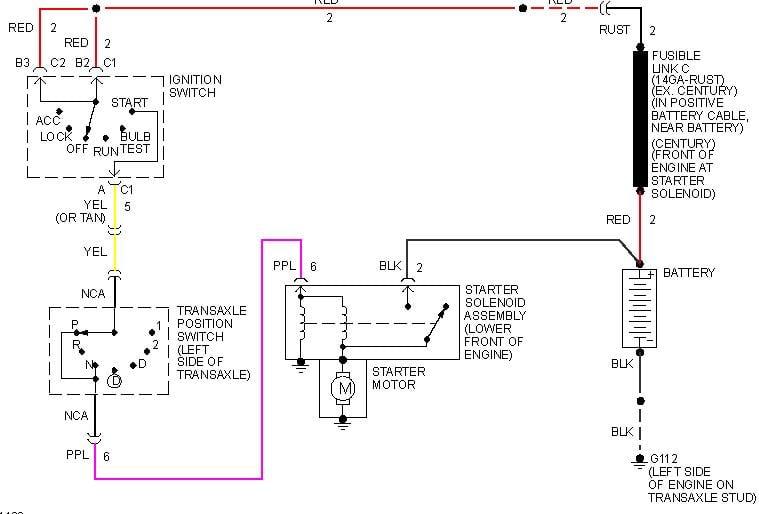 Buick Starter Wiring Diagram Schematic Electronic. 1989 Buick Century Wiring Diagram Data Schematic \u2022rhmasterlimobc Starter At Selfit. Buick. Starter Solenoid Wiring Diagram Buick At Guidetoessay.com