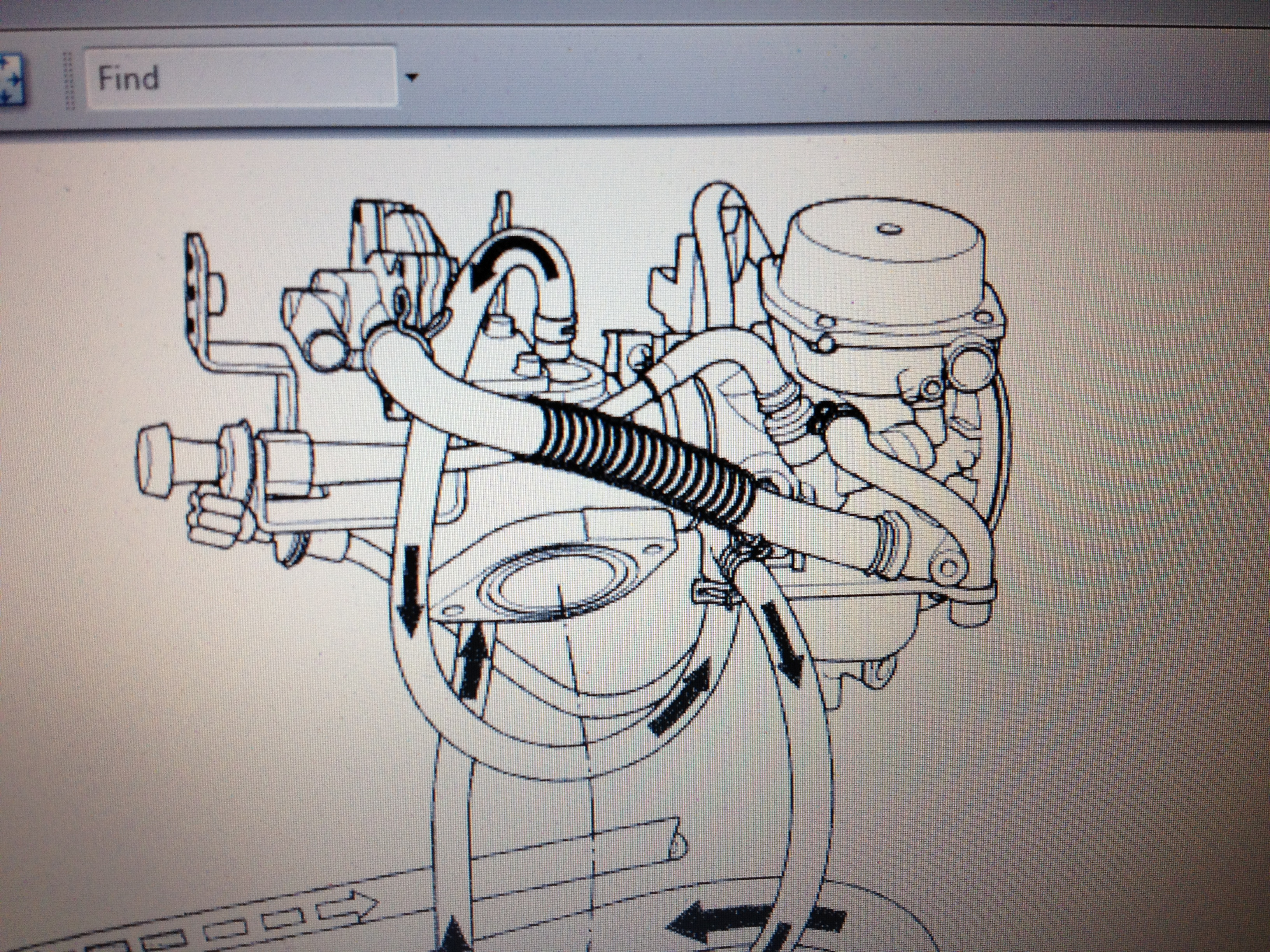 Honda Shadow Carburetor Hose Diagram