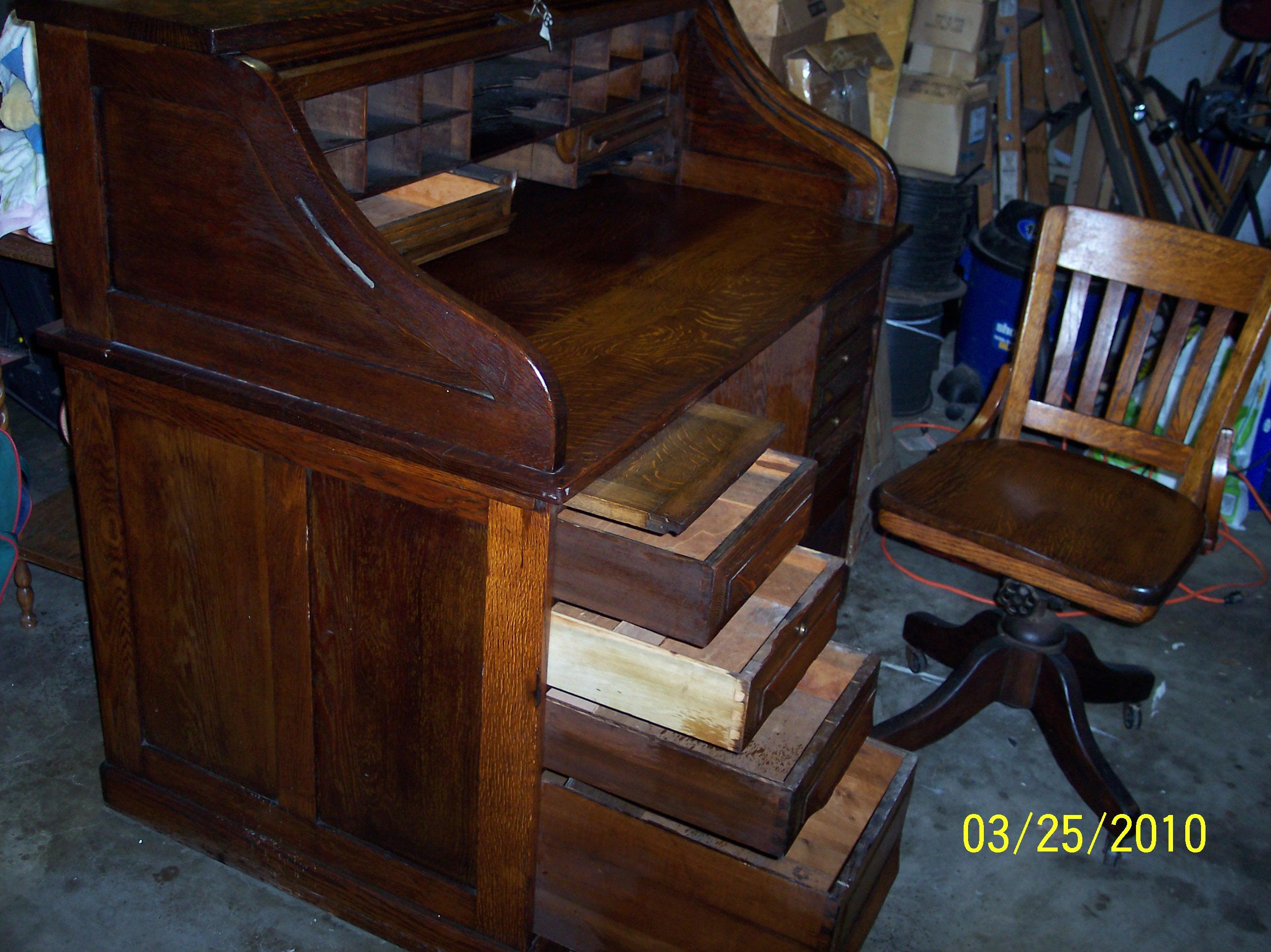 Roll Top Desk Repair Saratonin Co