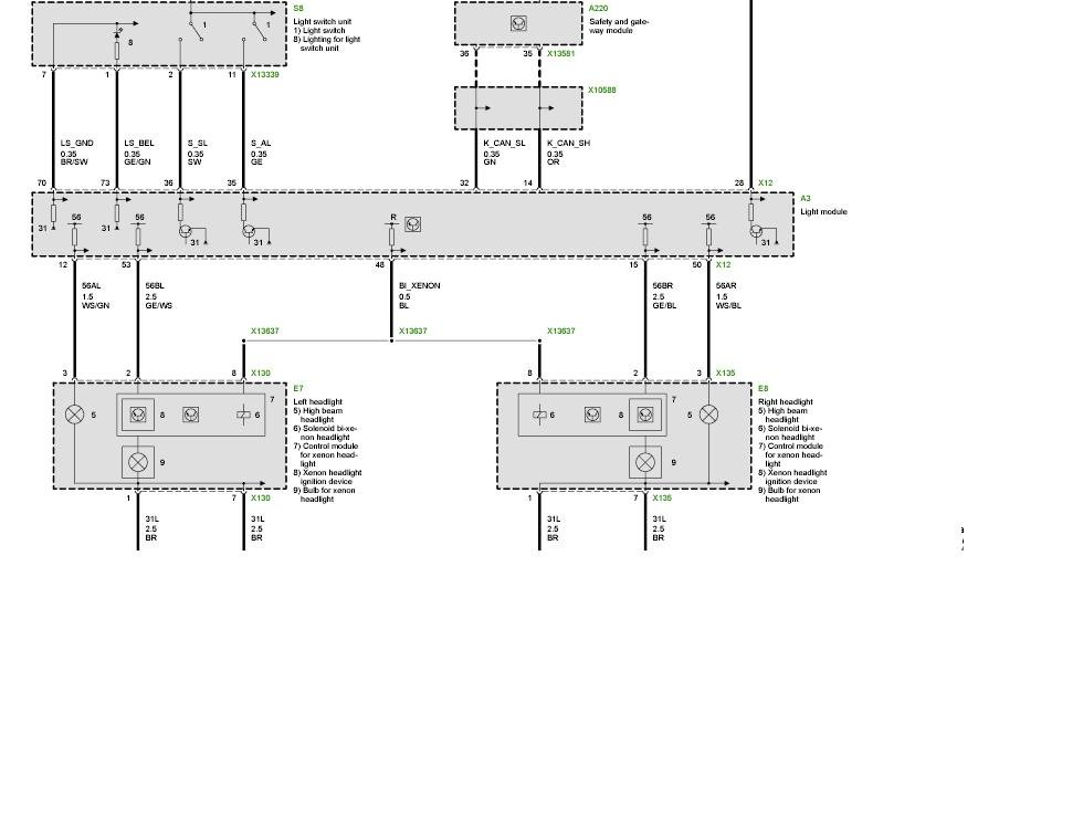 garage door photo eye wiring diagram i seek headlight wiring diagram or advice for 730d se 2006 ...