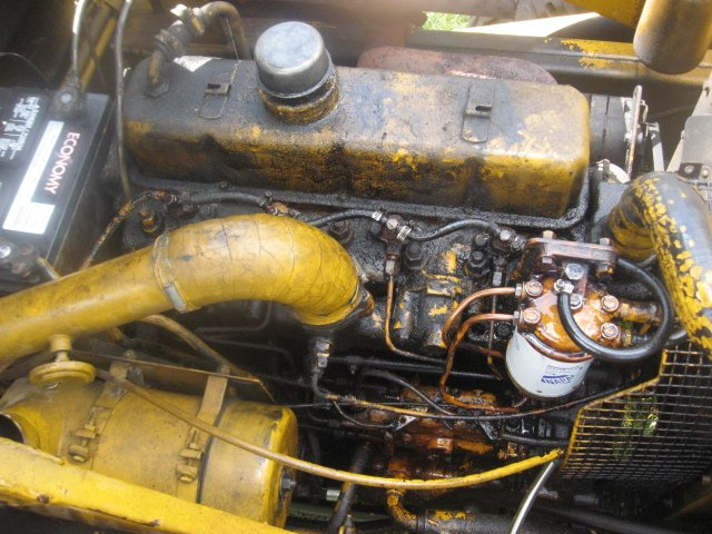 Mechanic Near Me >> My JCB backhoe will not start. It seems like no fuel is getting to the injectors. The fuel pump ...