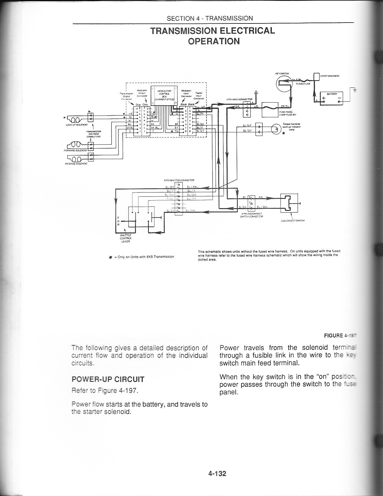 i have a ford 445c loader tractor with 8 x8 lectronic ... alpine ktp 445 wiring diagram #5