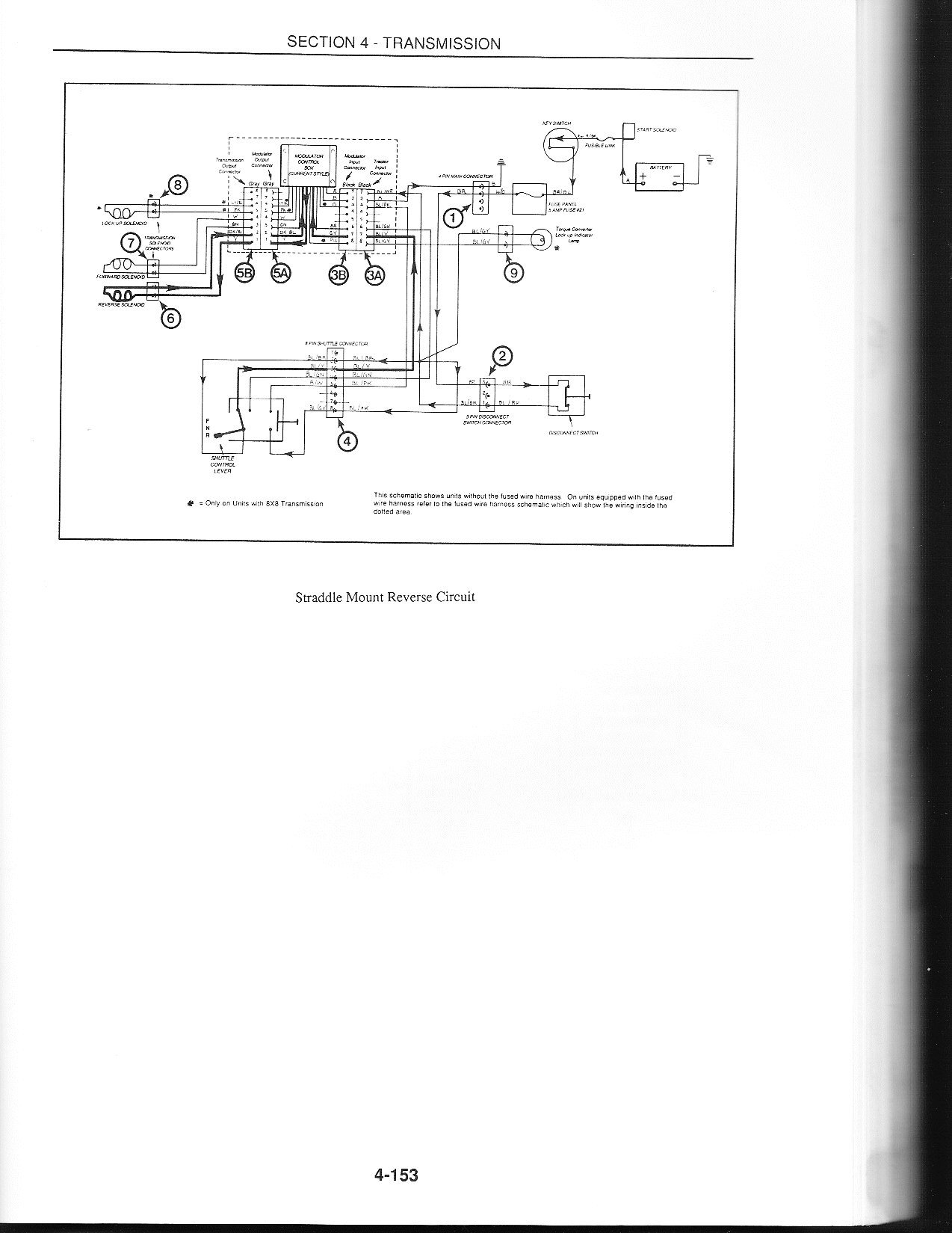 Ford 445d Tractor Wiring Harness Diagram Bots Backhoe I Have A 445c Loader With 8 X8 Lectronic Shuttle Shift
