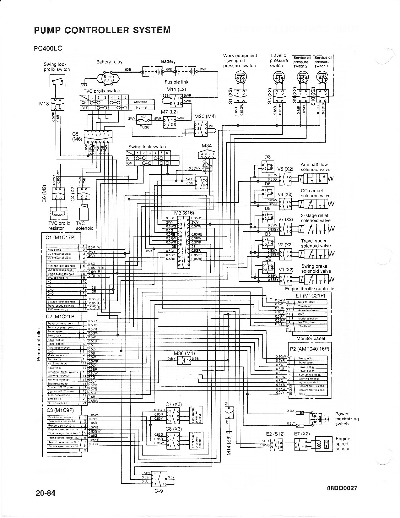 Sterling Acterra Wiring Diagrams 32 Diagram Images 2007 2012 02 21 021135 Pc400 0002 Schematic Truck Efcaviation Com At Cita