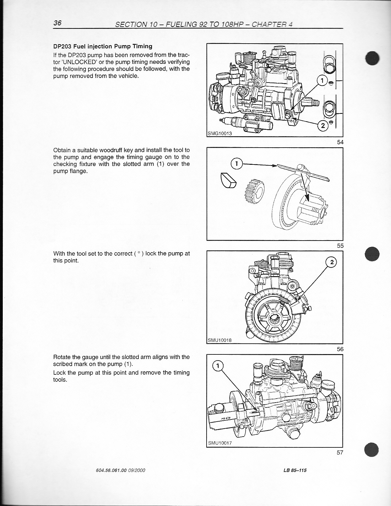 Heavy Equip Question