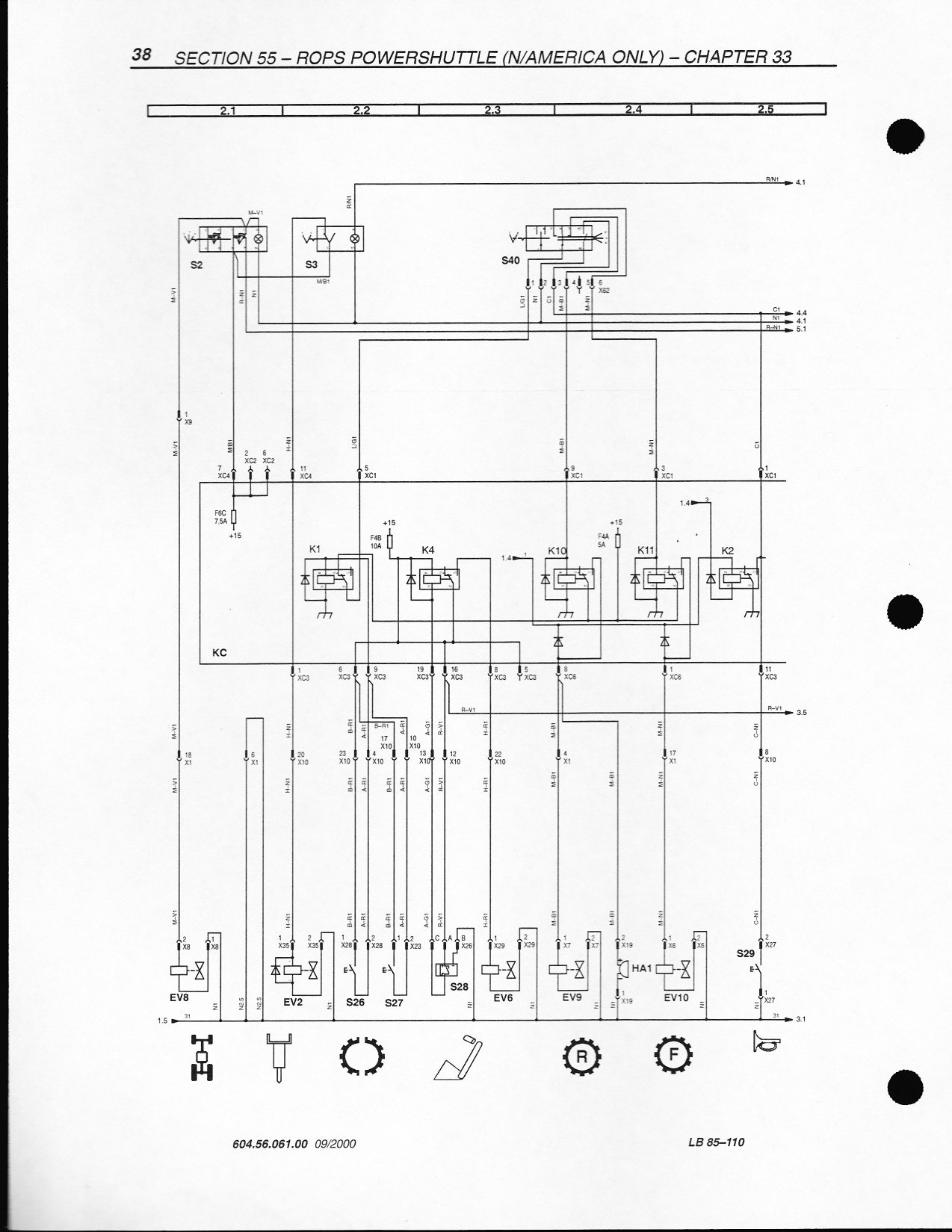 Lb75 Backhoe Wiring Schematic Front Wheel Trusted Diagrams Jcb Diagram All Kind Of U2022 Parts
