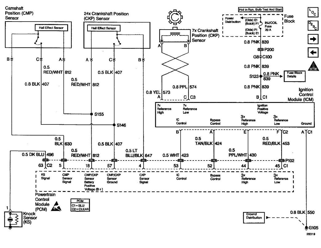 1999 buick century wiring diagram i have a 96 buick century with the 3.1 v6 engine. on a ... 96 buick century wiring diagram