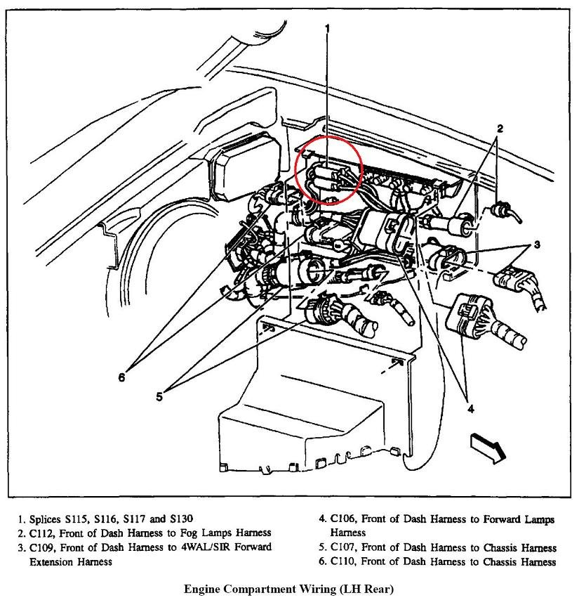 54oej Chevy K1500 03 Chevy Silverado 5 3 No Spark Getting in addition 136547 How Clean Evap Coil together with 424818 Lb7 California Egr Delete in addition 2005 Chevy Tahoe Parts Diagram also 2003. on 2005 chevy tahoe engine diagram