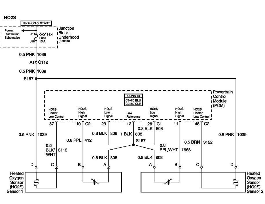 2004 chevy monte carlo fuse diagram    2004       chevy    3 8 code p0135 o2 heater failure replaced     2004       chevy    3 8 code p0135 o2 heater failure replaced