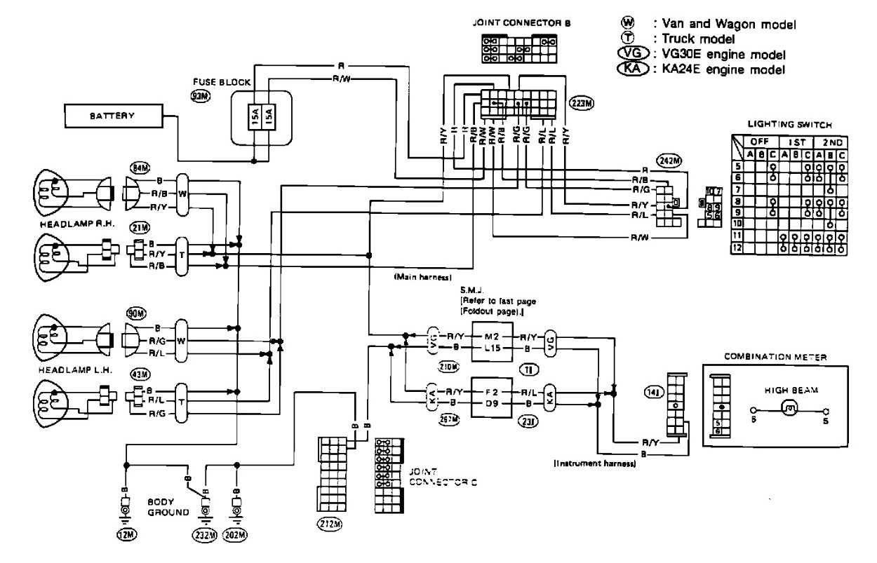 Obd1 Wiring Harness H22a4 Diagram Will Be A Thing D16z6 Engine 1992 Map B18c4