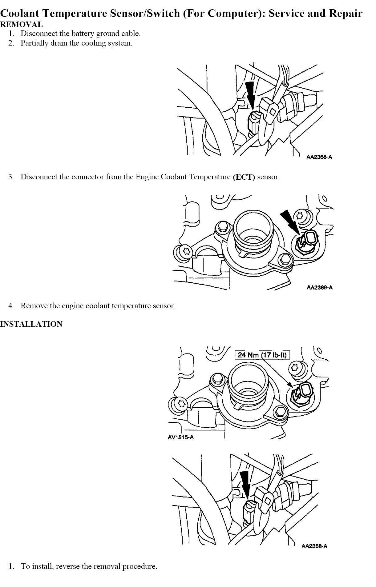 1999 ford ranger xlt w   3 0l v c  dtc p0118 module  10 engine coolant