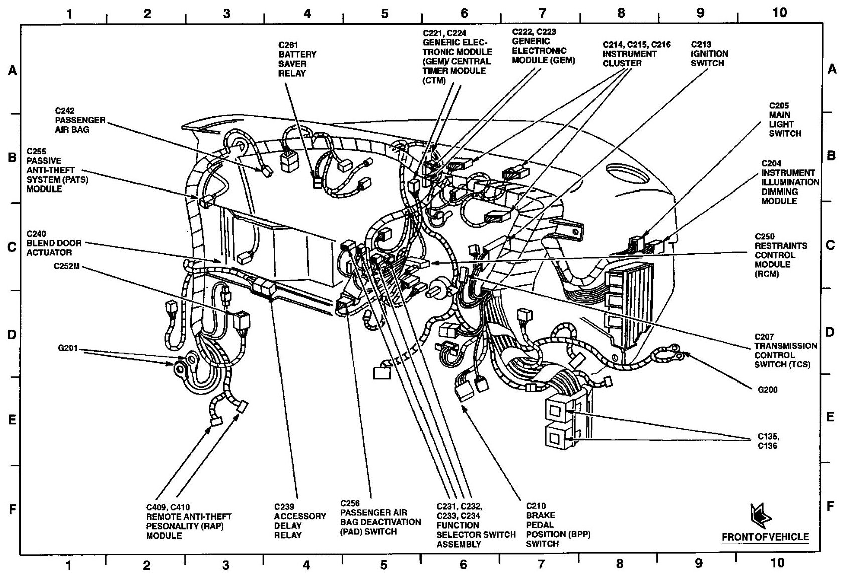 polaris ranger power steering location