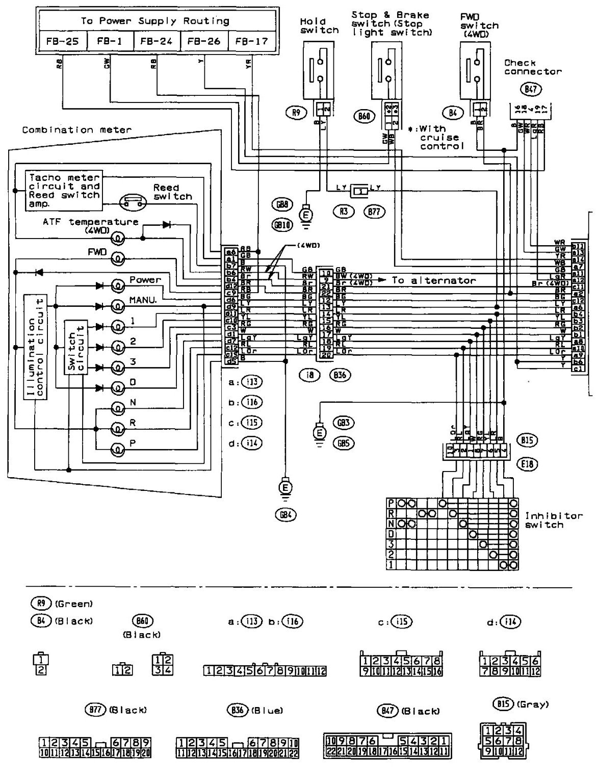 DIAGRAM] Wiring Diagram Subaru Legacy FULL Version HD Quality Subaru Legacy  - EZDIAGRAM.SANITACALABRIA.ITBest Diagram Database - sanitacalabria.it