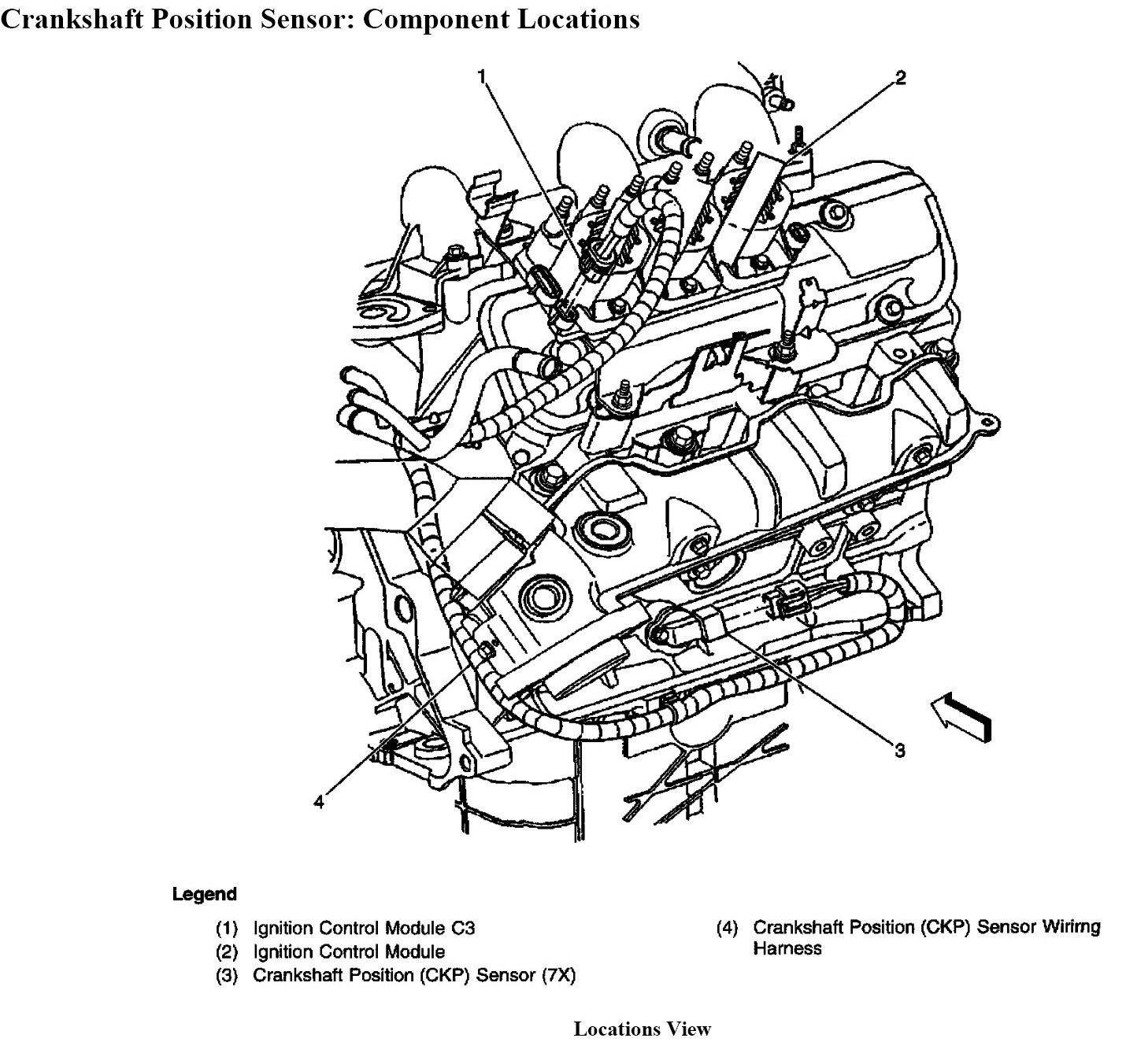 1995 pontiac grand am crankshaft position sensor wiring