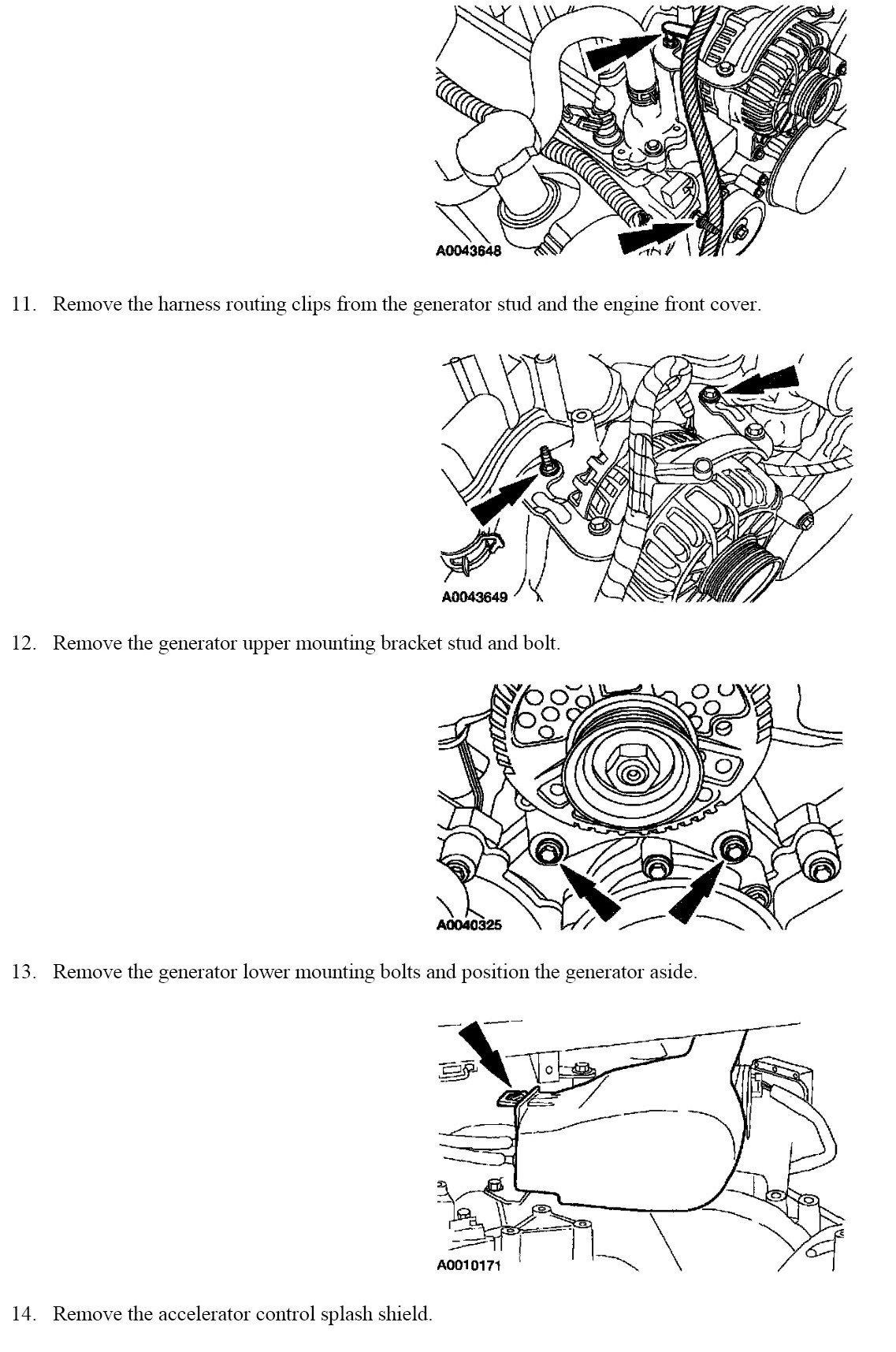 torque specs for intake manifold on a 2002 f250 5 4l 2wd four